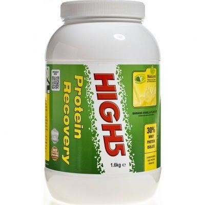 High5 Protein Recovery 1600g - Getränk Regeneration (Banane Vanille)