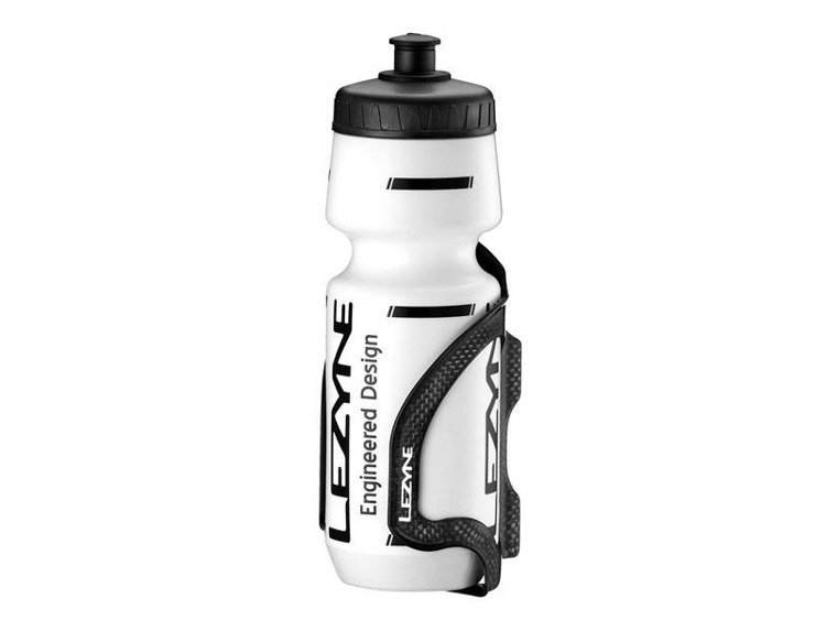 Lezyne - bidon FLOW BOTTLE 700ml (biały)